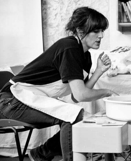 Julia Evans (Castlerigg Pottery)