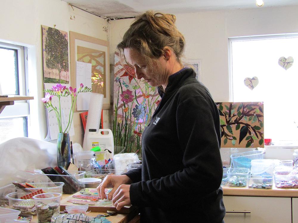 Julie Gibson Mosaics