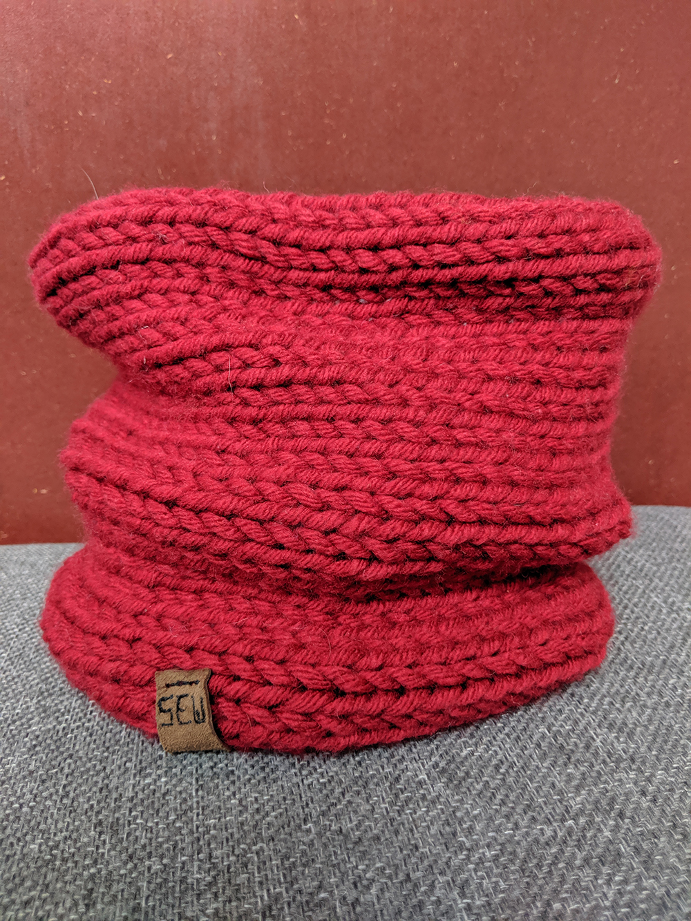 Beginners knitting workshop - full day course