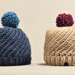 swirl hat knitting