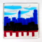 fused glass example