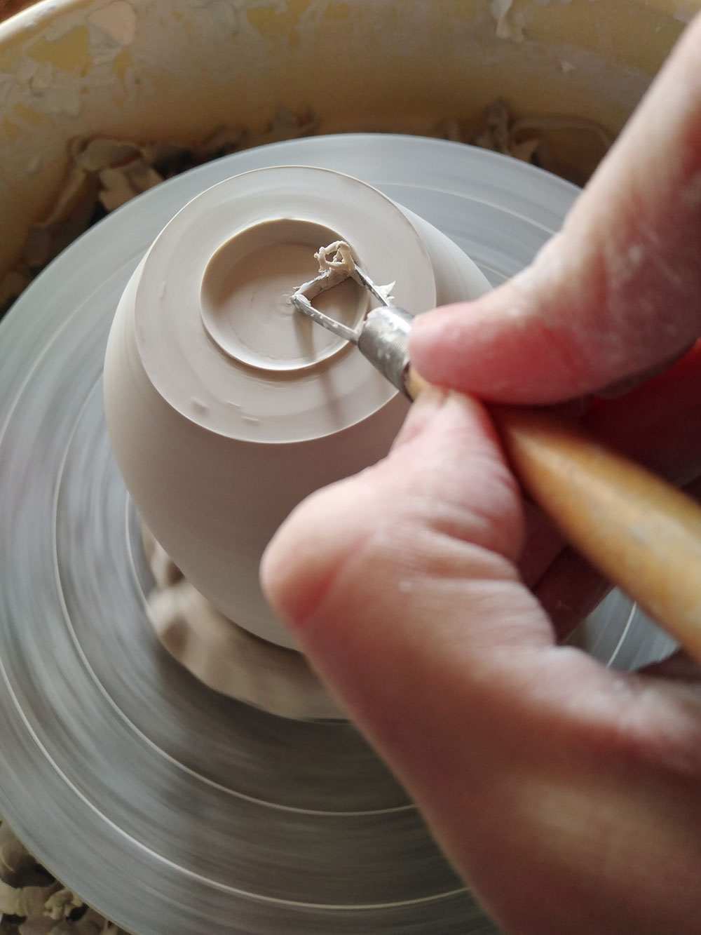 Pottery Throwing, Turning and Glazing (x4 Evening Series)