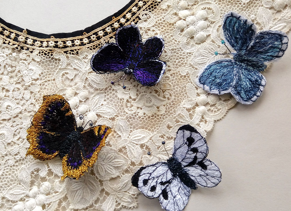 Embroidered Treasures