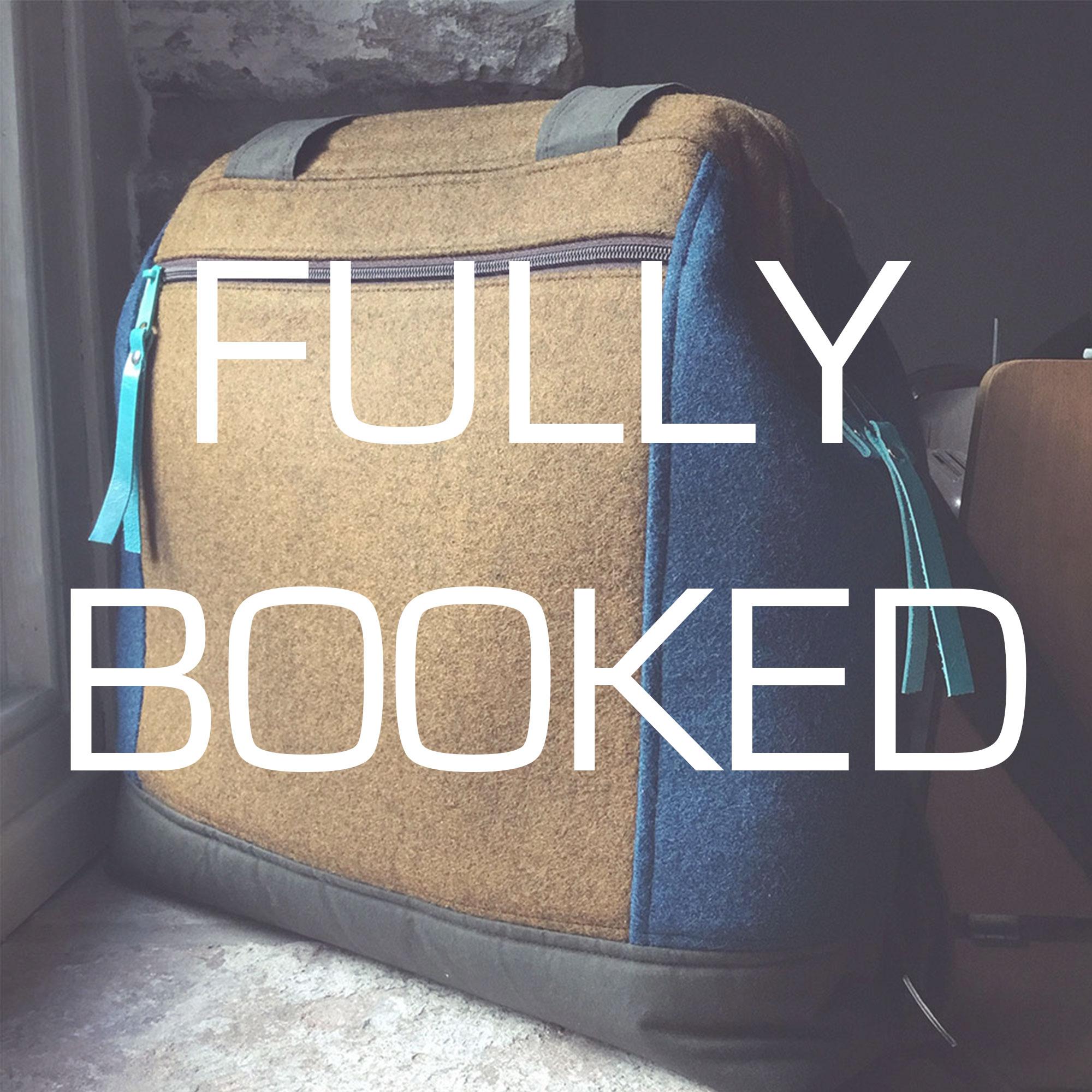 Make a Backpack with Hole House