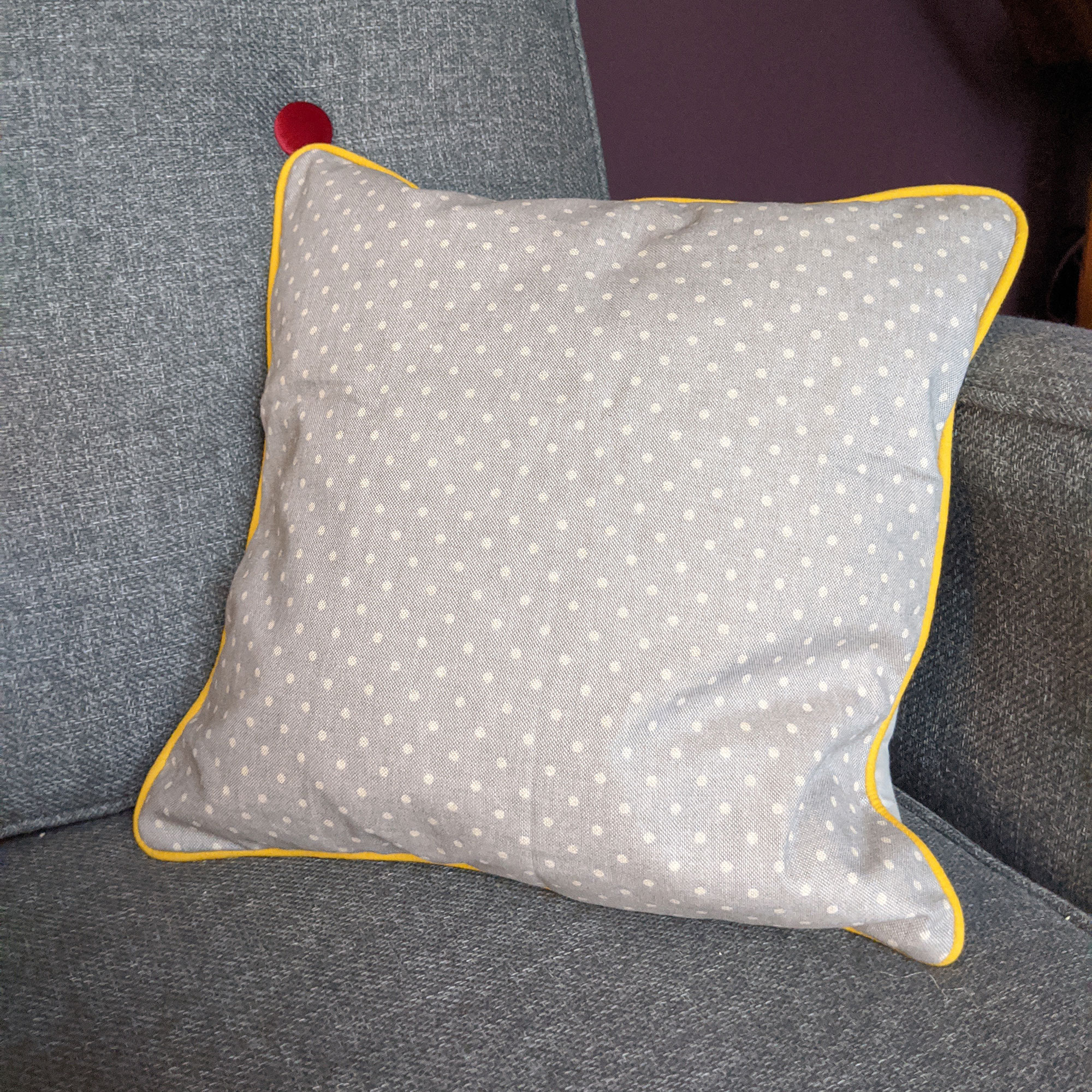 Piped Cushion Sewing Day Course