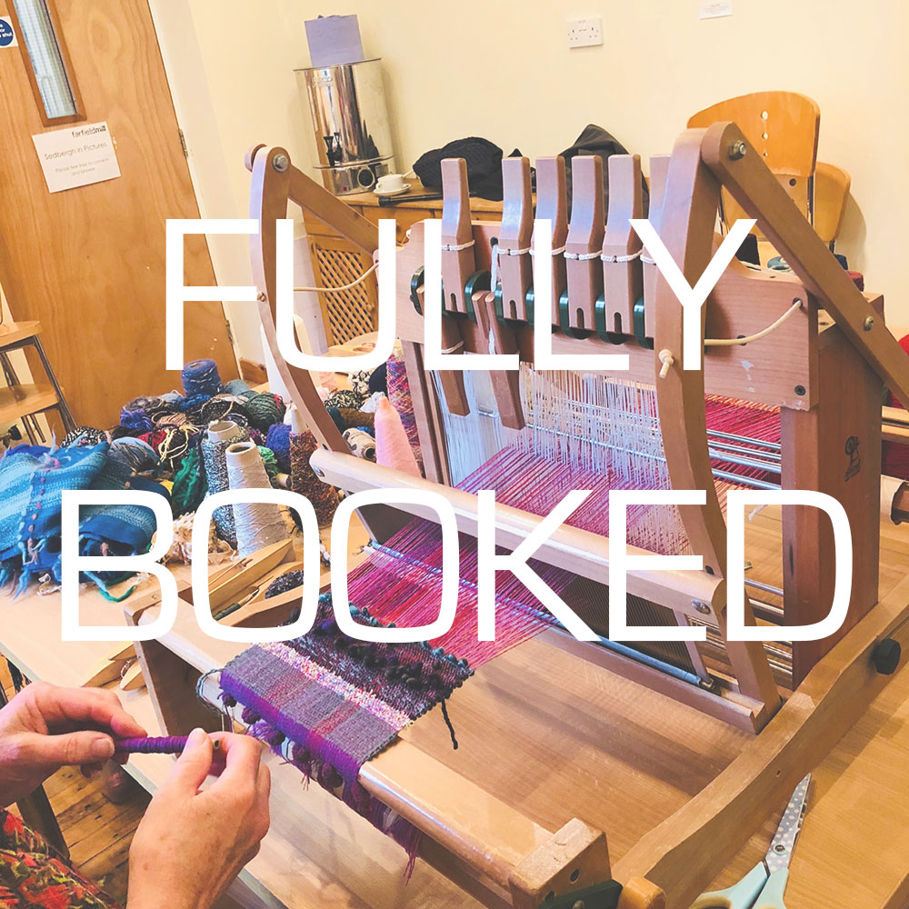 Weaving Tweed on the Loom – Tweed